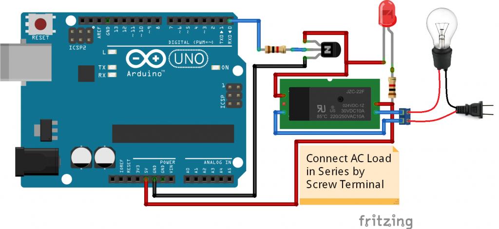 Arduino Relay Tutorial 5v Relay Arduino Interfacing Maxphi Lab