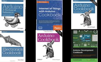 Arduino Cookbooks Review