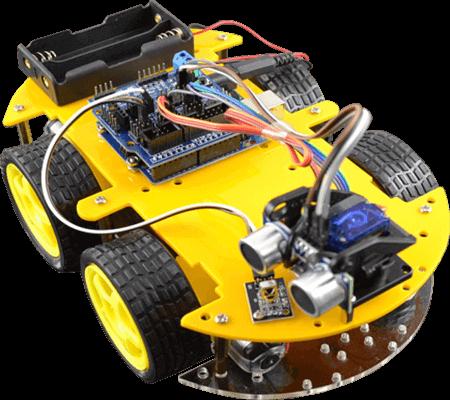 Robotics Summer Training